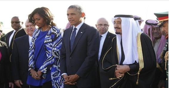 وول ستريت: قمة أوباما- سلمان كشفت عن سلامة الأخير ودقة ملاحظته