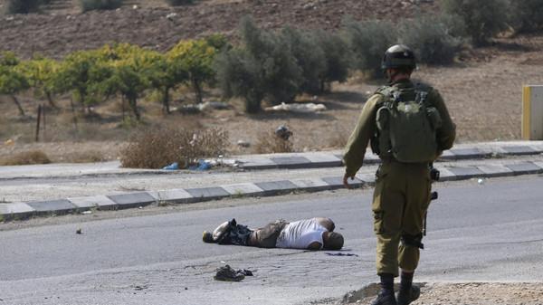 نتنياهو يشيد بأخلاق جيشه بعد جريمة حرب ارتكبها جندي إسرائيلي