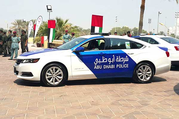 شرطة أبوظبي: ابتكار جهاز ليزر لتحديد مسافات أمان المركبات في الضباب