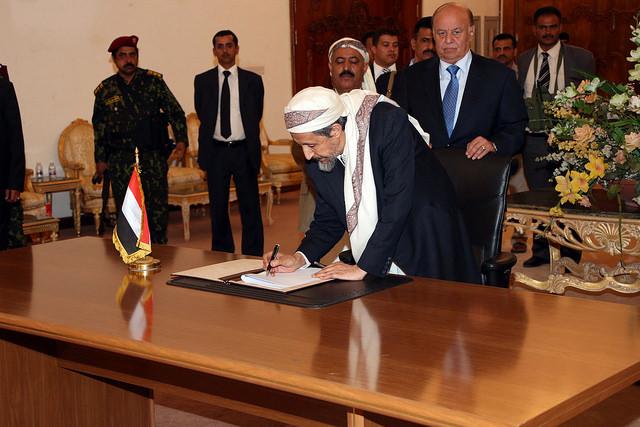 حزب الإصلاح اليمني يعلق مشاركته الحوار حتى الافراج عن الرئيس هادي