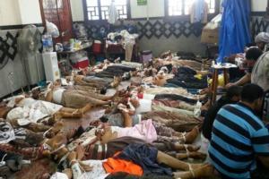 واشنطن تطالب النظام المصري بمحاسبة المسؤولين عن فض اعتصام رابعة