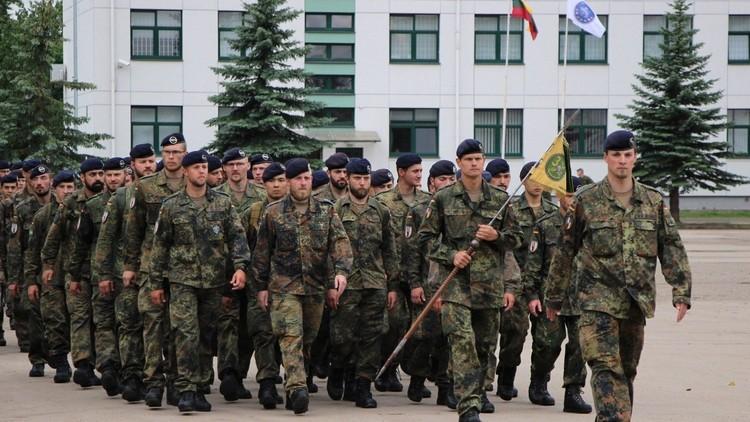 الناتو يطلق مناورات السيف الحديدي لـتحديات جديدة غير مسبوقة