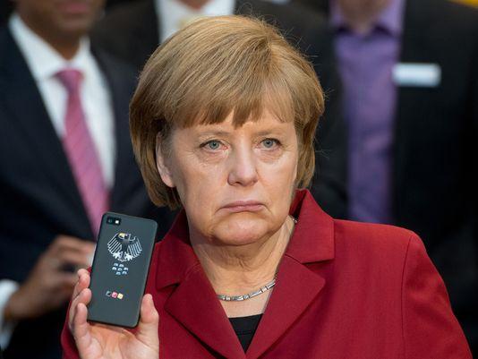 ألمانيا الهدف الأول في التجسس الأمريكي