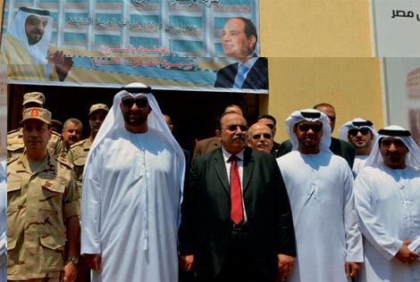 مصر توافق على منحة للإمارات بإنشاء 100 مدرسة جديدة