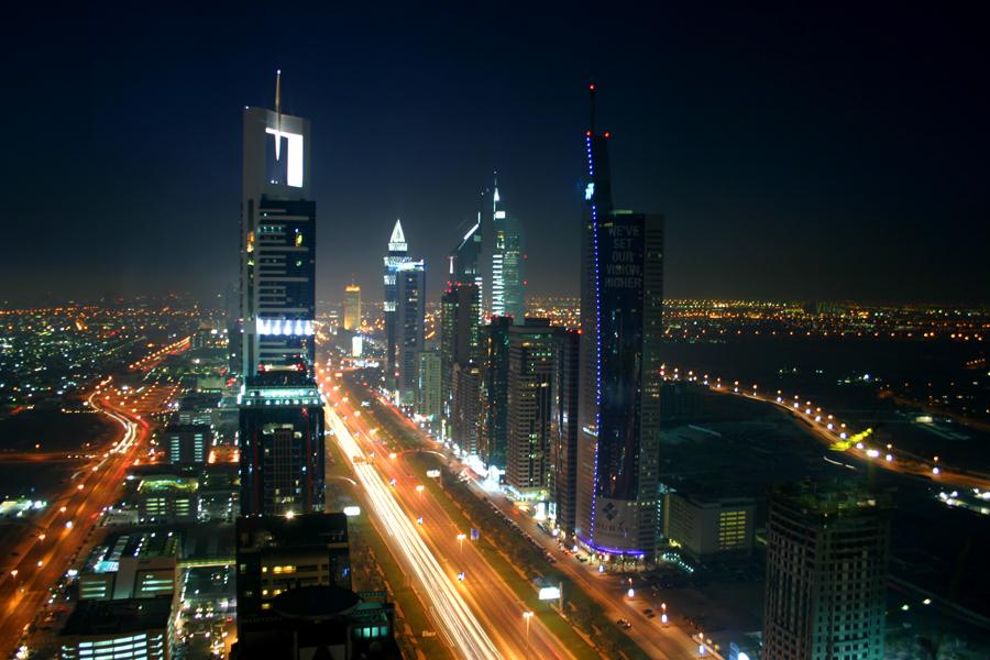 دبي خامس الوجهات الأكثر شهرة في العالم