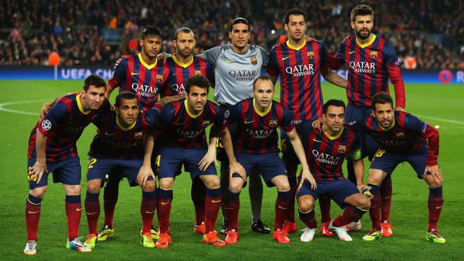 الفيفا يمنع برشلونة من التعاقد مع لاعبين حتى 2016