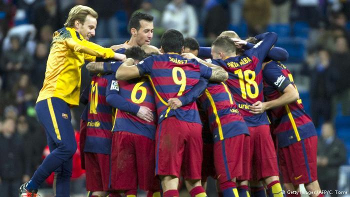 برشلونة يقهر خصمه ريفر بليت ويحقق لقب كأس العالم للأندية