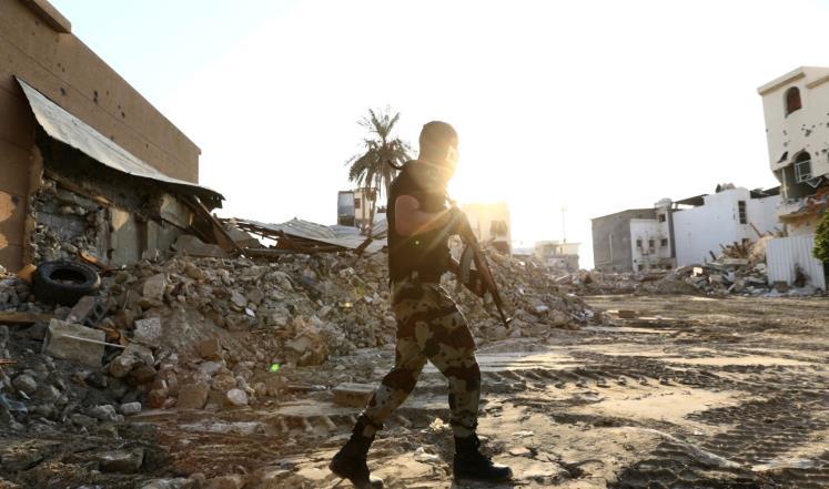 رويترز تبث صور اشتباكات القوات السعودية والمسلحين بالعوامية