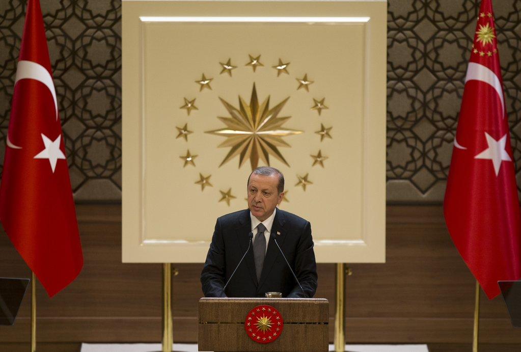 أردوغان: نشعر بالمسؤولية عن ملياري مسلم على هذه الأرض