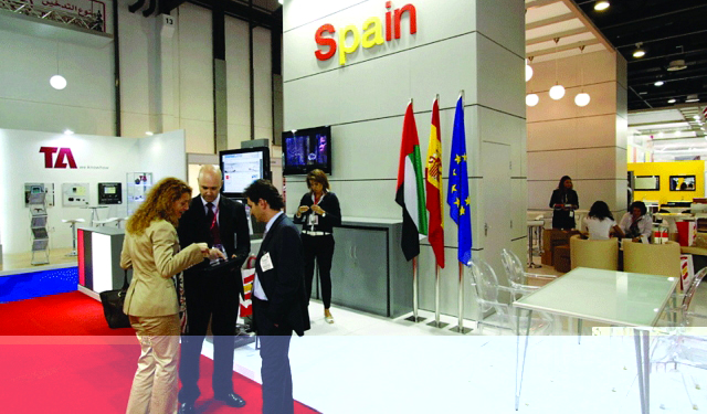 1,1 مليار يورو  حجم التجارة بين الإمارات وإسبانيا خلال 6 أشهر