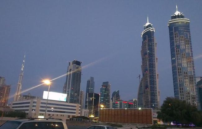 8 % مساهمة قطاع الإنشاءات في ناتج دبي