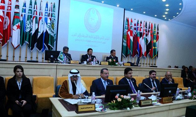 وزراء الداخلية العرب يبحثون مواجهة