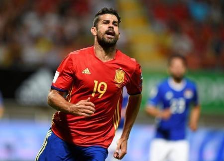 إسبانيا تقسو على ليختنشتاين وتفوز 8-صفر بتصفيات كأس العالم