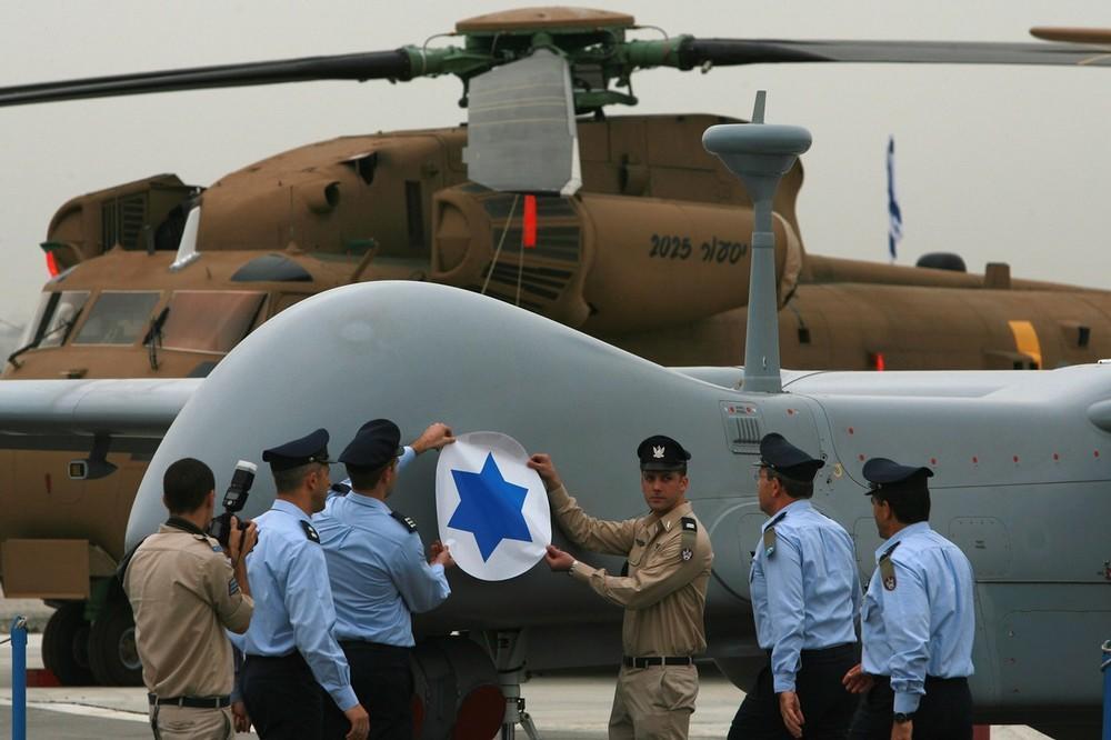 ارتفاع صادرات إسرائيل العسكرية بنسبة 100% في 2015