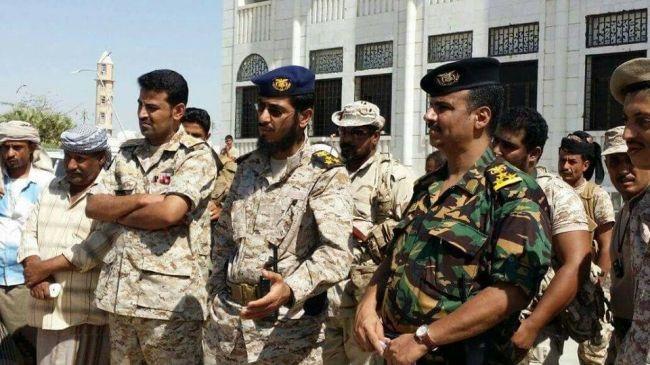 علاقته ساءت مع أبوظبي.. التحالف باليمن يحتجز مدير أمن محافظة