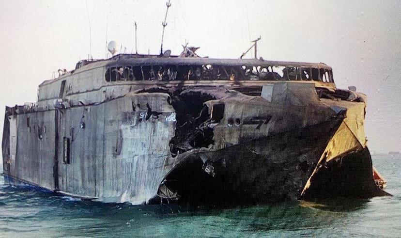 تمت تصفيته.. قائد يمني: الصيلمي مسؤول عن استهداف السفينة الإماراتية