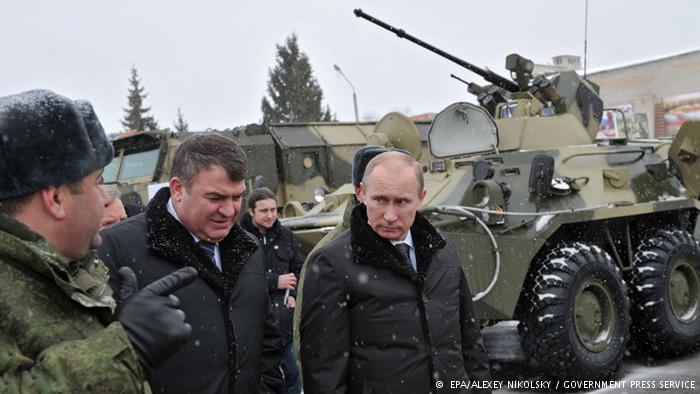 روسيا تخفض ميزانيتها العسكرية 5% في 2016