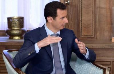 الأسد: هناك تواصل بين الاستخبارات السورية والفرنسية