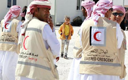الهلال الإماراتي ترصد مليون درهم لمساعدة أهالي القدس