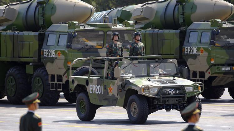 زيادة المخاوف الأمريكية من تنامي قدرات الصين العسكرية
