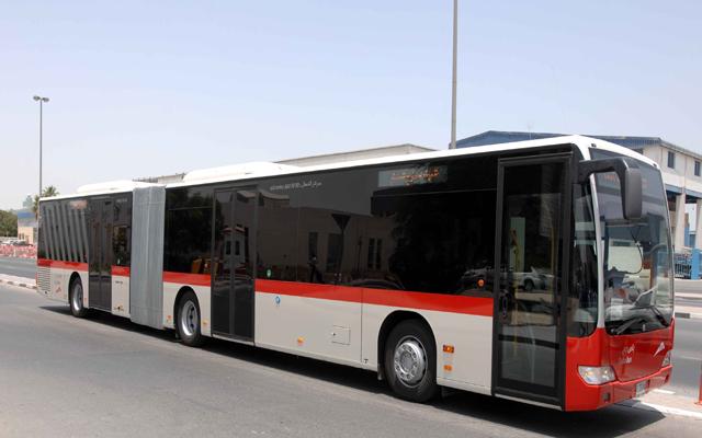 خطوطا جديدة تطلقها الحافلات العامة مع إجازة العيد