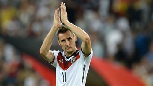 النجم الألماني كلوزه يعتزل اللعب دولياً