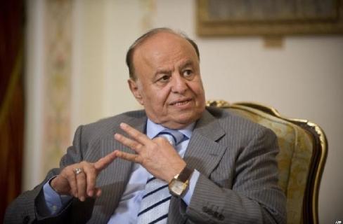 قرار رئاسي يمني مرتقب باعتبار الحوثيين جماعة إرهابية