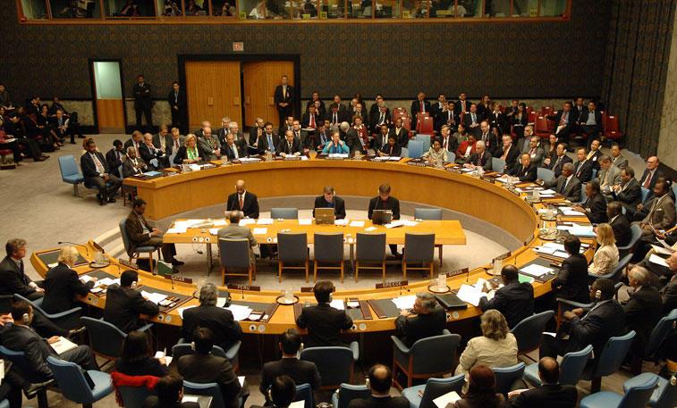 مشروع قرار أمريكي في مجلس الأمن لرفع العقوبات عن إيران