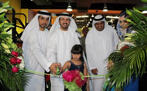 افتتاح حضانة للأطفال وسط حديقة للحيوانات في أبوظبي