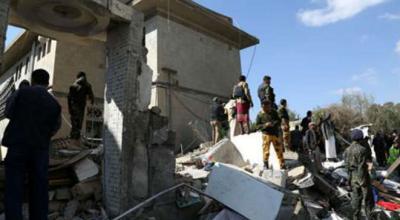 القاعدة تتبنى تفجير استهدف منزل السفير الإيراني بصنعاء