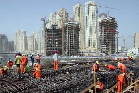نمو قطاع الإنشاءات في الدولة 5,5%