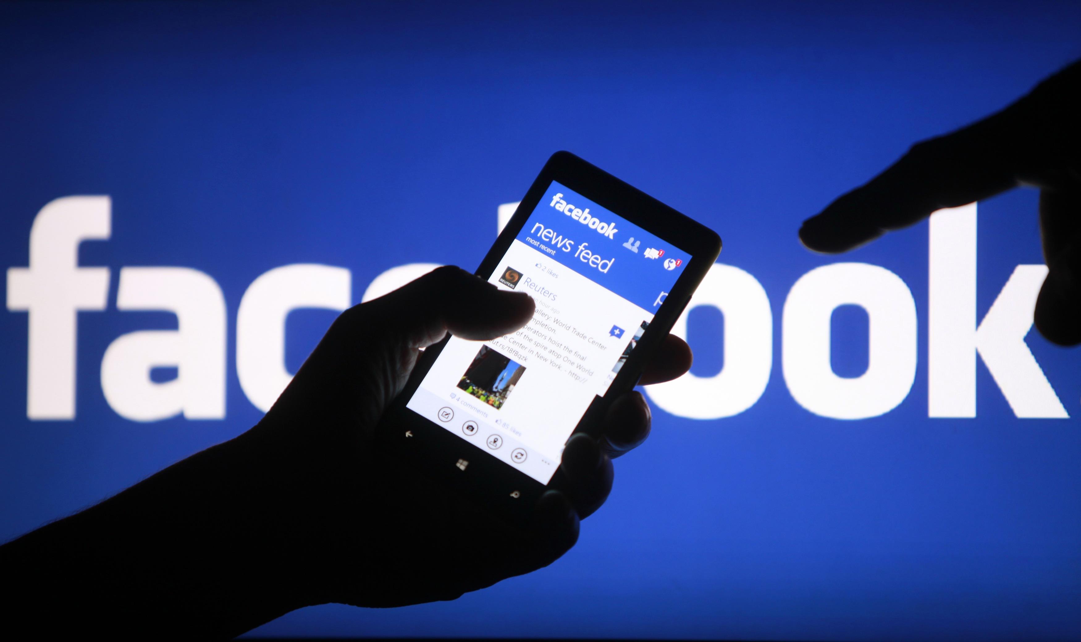 فيسبوك: عدد المستخدمين بلغ أكثر من ربع سكان العالم
