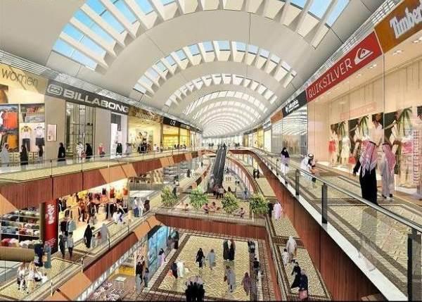محمد بن راشد يطلق أكبر مركز تسوق من نوعه في العالم