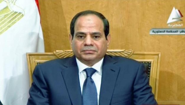 السيسي في الإعلام الإسرائيلي هدية مصر  وفي الأمريكي طاغية عالمي
