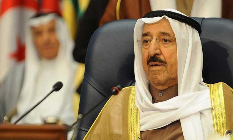 أمير الكويت يعلن تقديم ملياري دولار للعراق على شكل قروض واستثمارات