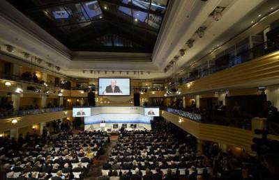 تركيا تلغي مشاركتها بمؤتمر ميونخ الأمني بسبب إسرائيل