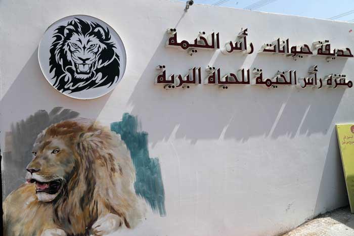 افتتاح أول حديقة حيوانات في رأس الخيمة