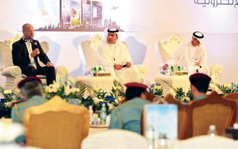 حكومة أبوظبي الذكية تستهل انطلاقتها بألف خدمة ذكية