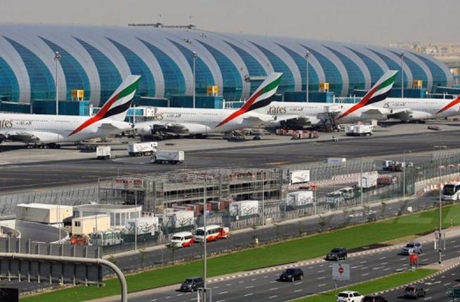 مطار دبي يتصدر في أعداد المسافرين الدوليين حول العالم