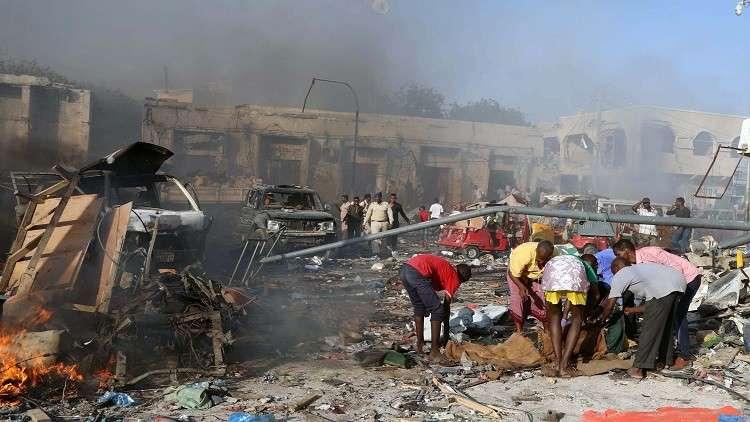 تقرير أممي يزعم تمويل أبوظبي لهجوم إرهابي في مقديشو قتل 300 شخص