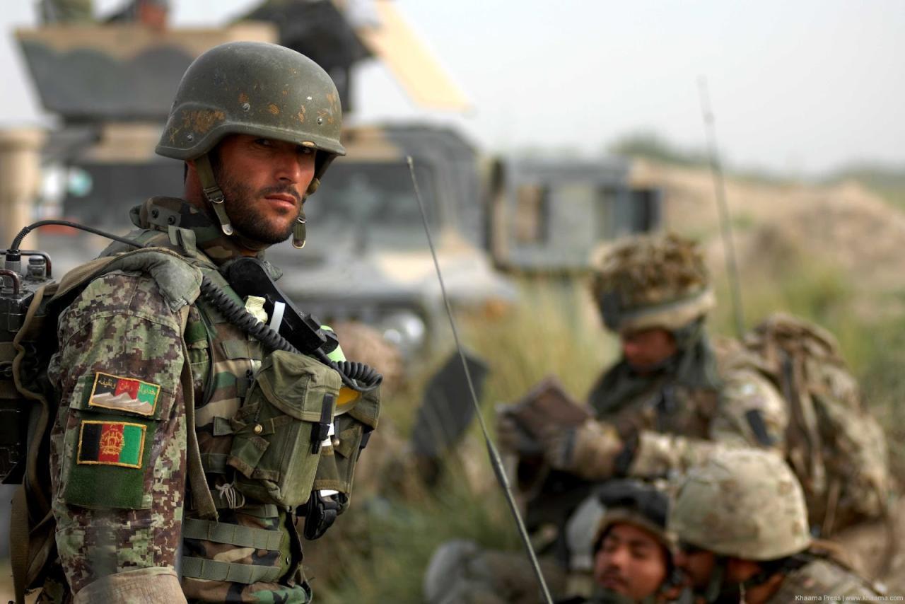 150 قتيلاً من الجيش الأفغاني في 5 أيام