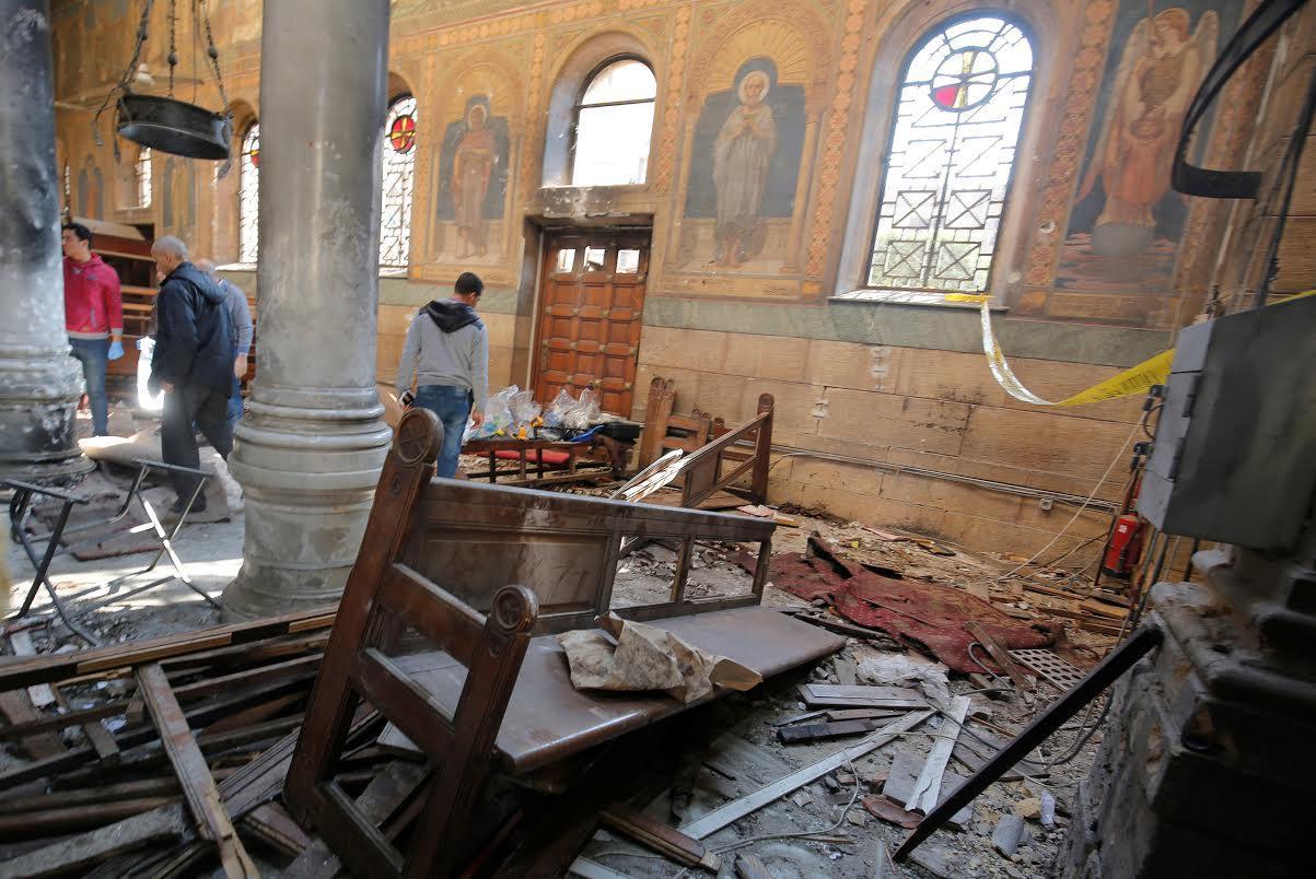 مُفَجر كنيسة الإسكندرية سلمته الكويت إلى مصر بتهمة الانتماء لداعش
