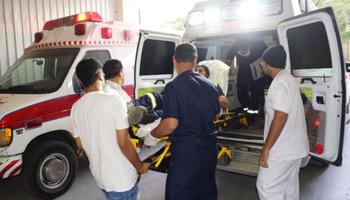 وفاة طالب وإصابة شقيقه بحادث مروري في الشارقة