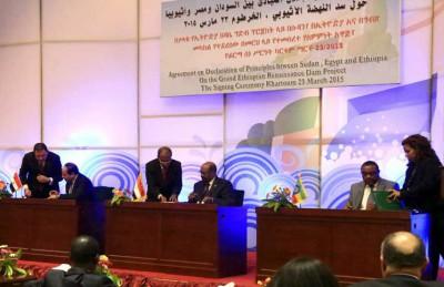 إخوان مصر ترفض توقيع السيسي على إعلان سد النهضة مع أثيوبيا