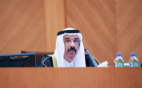 رئيس المجلس الاتحادي يهنيء البرلمان الليبي بانتخاب رئيس له