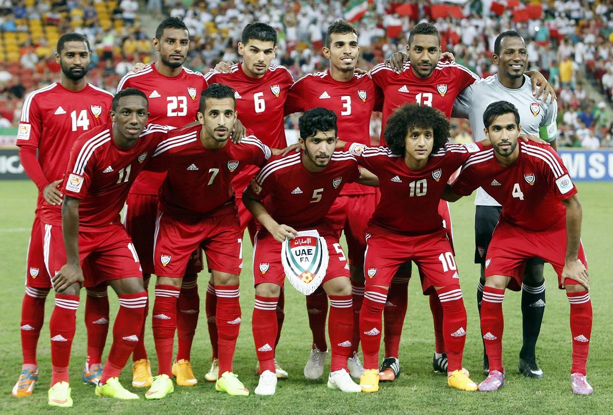 المنتخب الإماراتي إلى ماليزيا في معسكر تدريبي