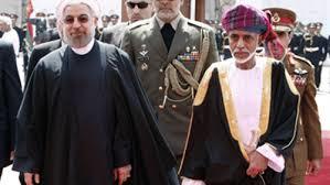 عُمان وإيران يعززان علاقاتهما الثنائية