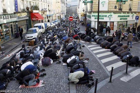 47 % من الفرنسيين يعتقدون أن الإسلام يتماشى مع قيم الجمهورية