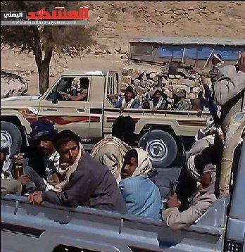 المتمردون الحوثيون يحكمون سيطرتهم على محافظة عمران اليمنية