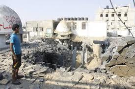 إسرائيل تدمر60 مسجدا بصورة كلية